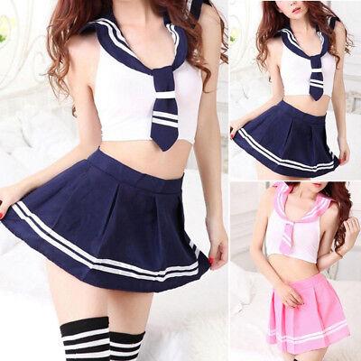 Schulmädchen-Uniform Japan/China/Cosplay Sailor-Moon-Kostüm Schuluniform Dessous ()