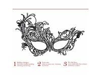 Sexy Lace Masquerade Mask only £5