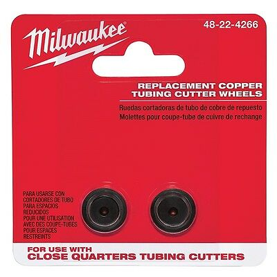 Milwaukee 48-22-4266 2 pc Close Quarters Cutter Replacement Blades