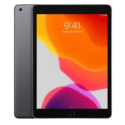 Apple 10.2-inch iPad 2019 Wi-Fi 32GB - [Gris (Space Gray)] Nuevo, Precintado