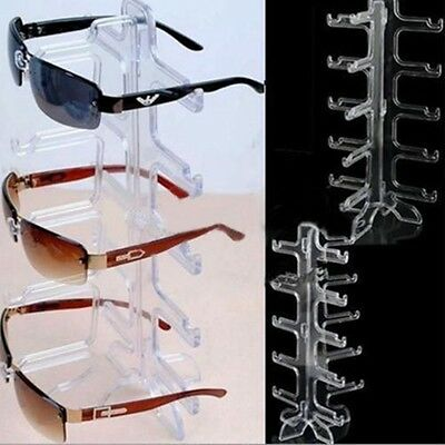 Holder Frame Sunglasses Acrylic Display Stand 5 Layers Eyeglasses Glasses Rack