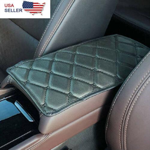 Auto Armrest Pad Cover Center Console Box PU Leather Cushion Mat Car Accessories Car & Truck Parts