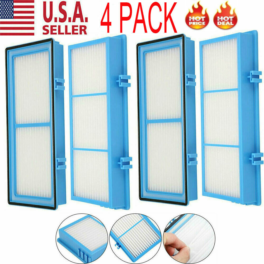 2Pcs HEPA Filter Cleaner For Holmes AER1 Total Air HAPF30AT Purifier HAP242