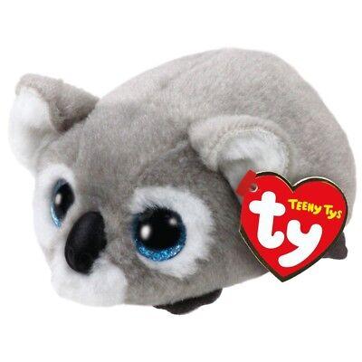 "TY Beanie Boos Teeny Tys 4"" KALEB Koala Stackable Plush Stuffed Animal MWMT's"