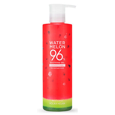 Holika Holika Watermelon 96% Soothing Gel 390ml Free gifts