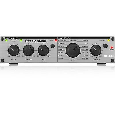 Tc Electronic M100 Stereo Multi Effects Processor  Picks