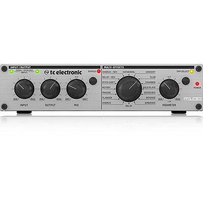 TC Electronic M100 Stereo Multi-Effects Reverb Delay Chorus Digital Processor