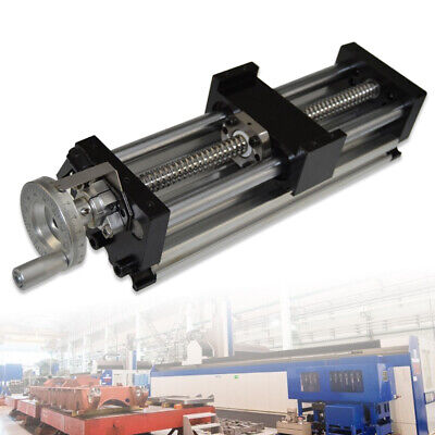 New 16mm Linear Stage Actuator Manual Sliding Table Sfu1605 Ballscrew Long Life