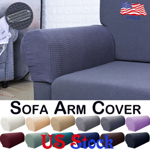Sofa Armrest Covers Furniture Protector Armchair Slipcovers