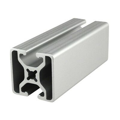 8020 T Slot Lite Smooth Bi-slotted Aluminum Extrusion 15 Series 1504-ls X 48 N