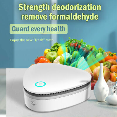 Home 1800mg/h Ozone Generator Ozonator Air Purifier Water Food Sterilizer