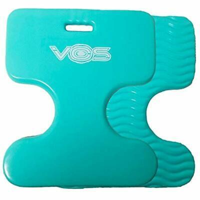 Vos Oasis Premium Water Saddle Floating Pool Toys Lake Summer 2 Pack (Seafoam)