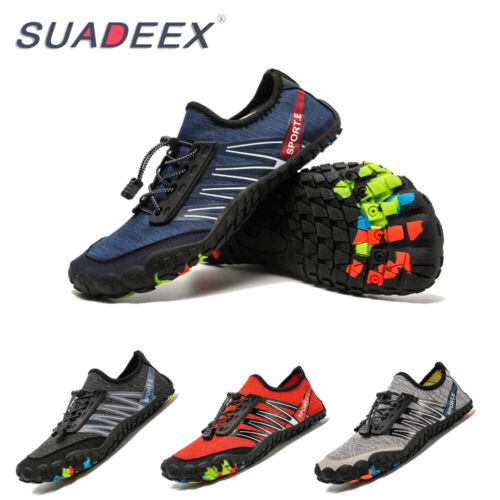 mens mesh water sport shoes breathable surf