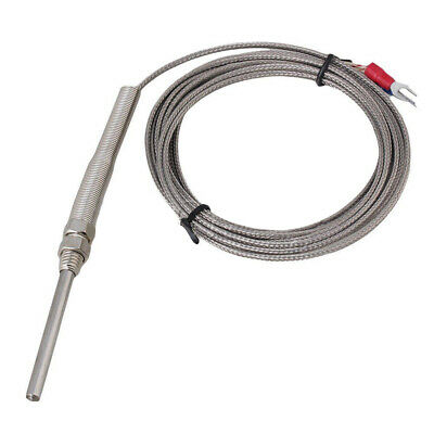 100-1250 Degree K-type Thermocouple High Temperature Probe Sensor Tool Equipment