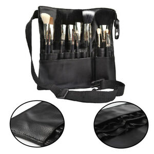 Artist Makeup Brush Bag Pouch Strap Belt Apron Tool Cosmetic Brush Case Bag 90935c8cdaafe
