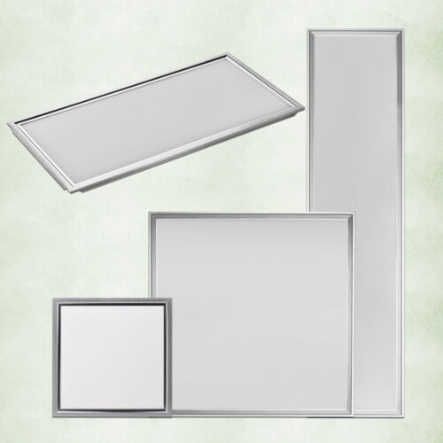 Details About Led Troffer Panel Light Recessed Ceiling Light Fixtures 1x4 2x2 2x4 Ft 18w 64w