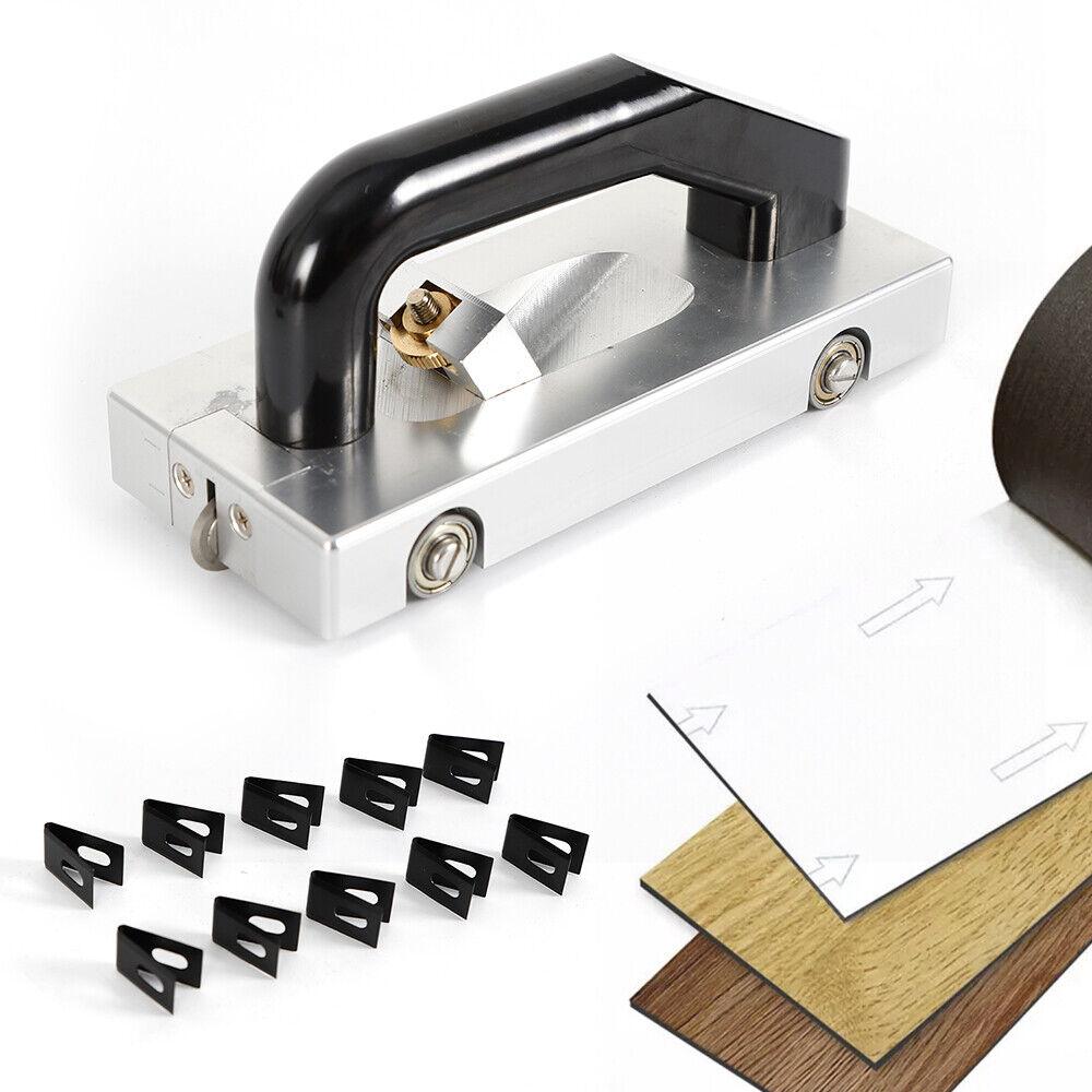 10pcs U Type Blades Wheeled Groover For Vinyl Floor