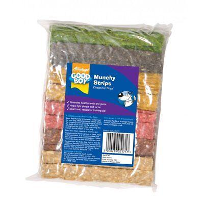Good Boy Munchy Strips Dog Treats 100pk