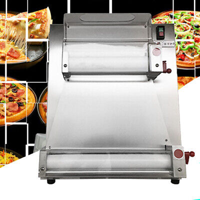 Usa 0.5-5.5mm Automatic Electric Pizza Dough Rollersheeter Machine Pizza Making