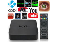 Android Box ***With All TV Add Ons ****