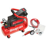 Snap-on® 3 Gallon Heavy Duty Oil Free Style Air Compressor Kit - 870931