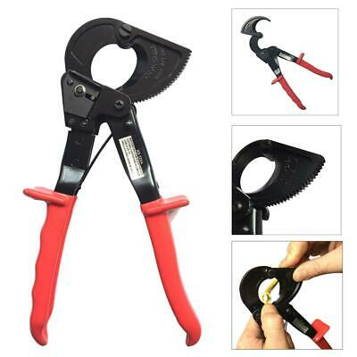 Hs-325a 240mmmax Electrical Ratchet Wire Line Cable Cutter Plier Cutting Tool