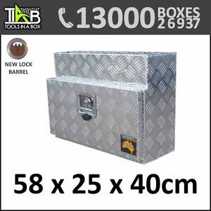 Aluminium Toolbox Storage Trailer Square Under Body Under Tray To Sydney City Inner Sydney Preview