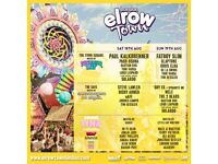 Elrow london satuday 18th August tickets
