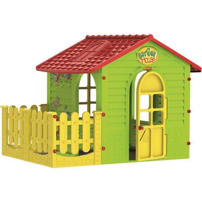 Spielhaus Kinderhaus Kinderspielhaus Garten Kinder Haus Spiel Gartenhaus NEU XXL