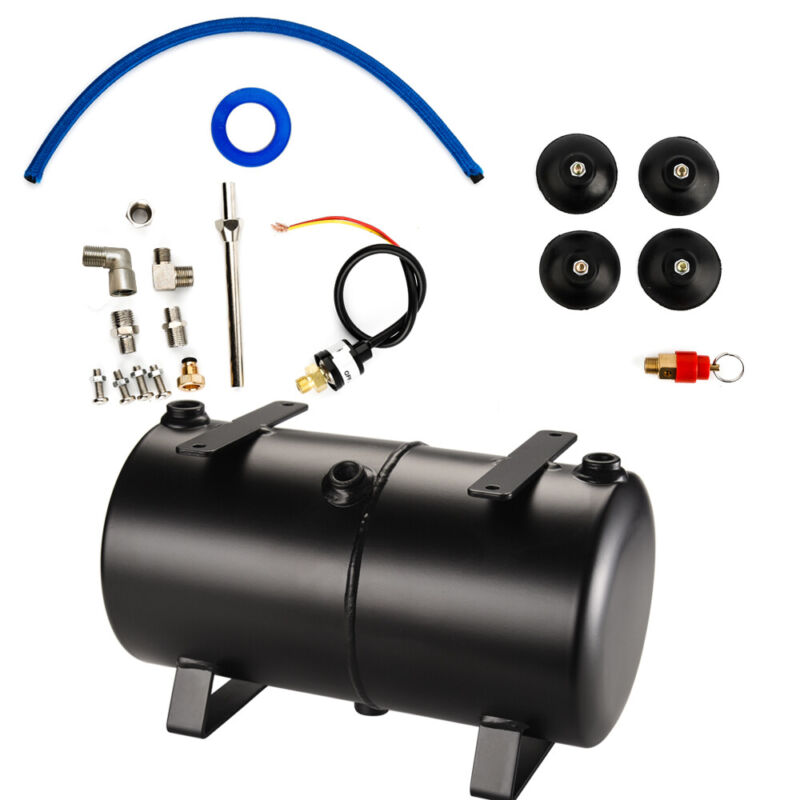OPHIR 3L Air Tank  with Adapters for Air Compressor Airbrush Kit Hobby Model