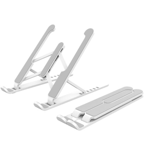 Foldable Laptop Stand Lightweight Adjustable Notebook Holder Macbook Air/Pro