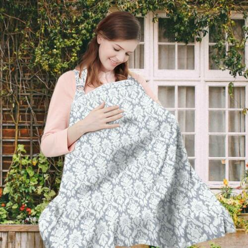 Nursing Cover - Baby Best Breastfeeding - Infant Feeding Cover - Full Coverage,