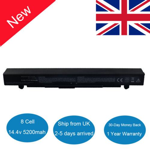 8 Cell Laptop Battery for ASUS A41-X550A X550 X550C X550CC X550CA X550B X550V UK