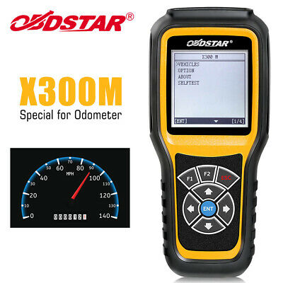 OBDSTAR X300M Mileage / Odo-meter Correction Tool OBD2 Diagnostic Scan Tool