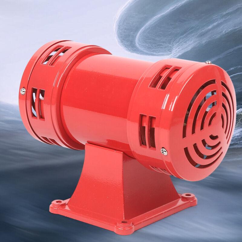 Industrial Siren 400W Air Siren Air Raid Horn Motor Driven Tornado Siren 140db