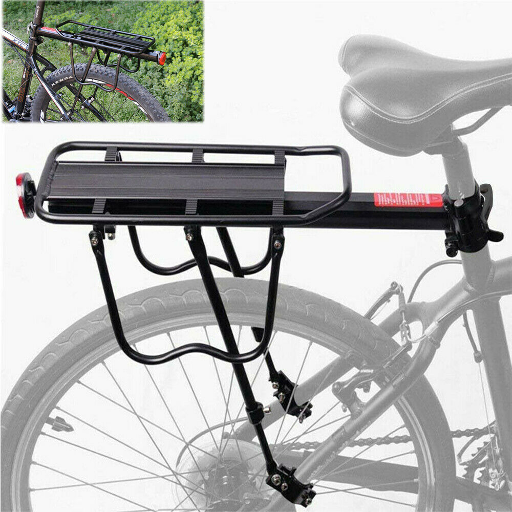 Mountain Cycling bicycle Bike Mount Cycle Bicycle Rear Seat Post Rack;