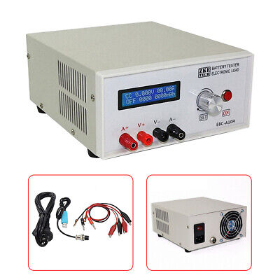 Electronic Load Battery Discharge Capacity Tester Power Performance Testing Tool