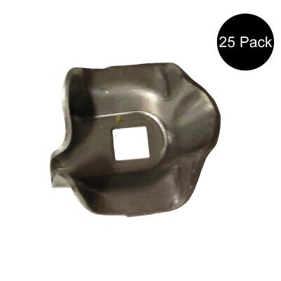 792493 Pack Of 25 Rake Tooth Hold Down Clip Fits Ford Fits New Holland Bush H