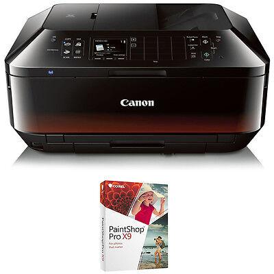 Canon Pixma Mx922 Wifi Inkjet All In One Printer   Corel Paintshop Pro X9 Bundle