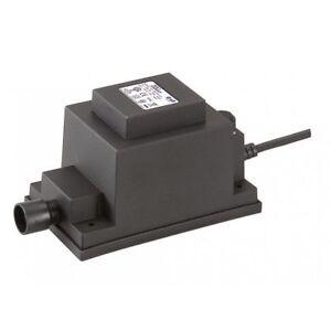 Techmar 150W 12V Transformer 6214011 Garden Lights Plug and Play