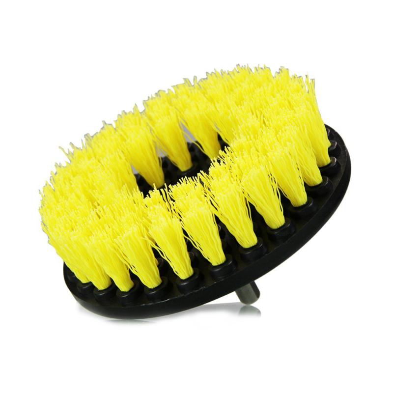 Chemical Guys Carpet Brush With Drill Attachment Medium