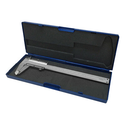 Hardened And Ground Stainless Steel 6 Inch Precision Vernier Caliper Thumb Lock
