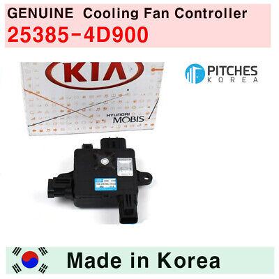 Radiator Fan Controller Resistor Mobis OEM 25385-1M000 for Kia Rio 2011~2016