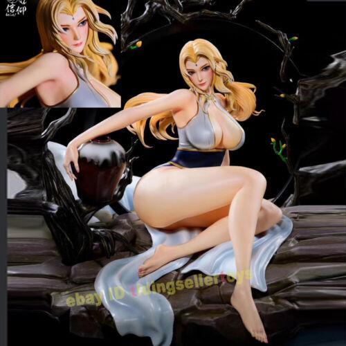 Naruto Tsunade Resin Statue 1/4 Model Anime Sexy Girl Figure Spring Pre-order