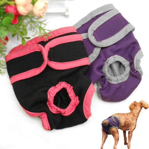 Female Dog Underwear Dog Sanitary Nappy Diaper Physiological