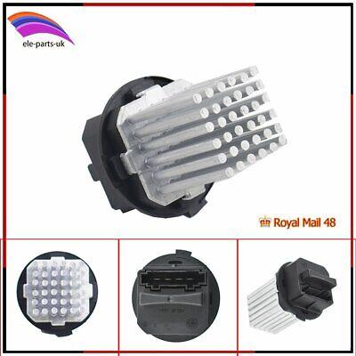 New Heater Blower Motor Fan Resistor For Peugeot 307 407 Citroen C3 C4 C5 C6 DS3