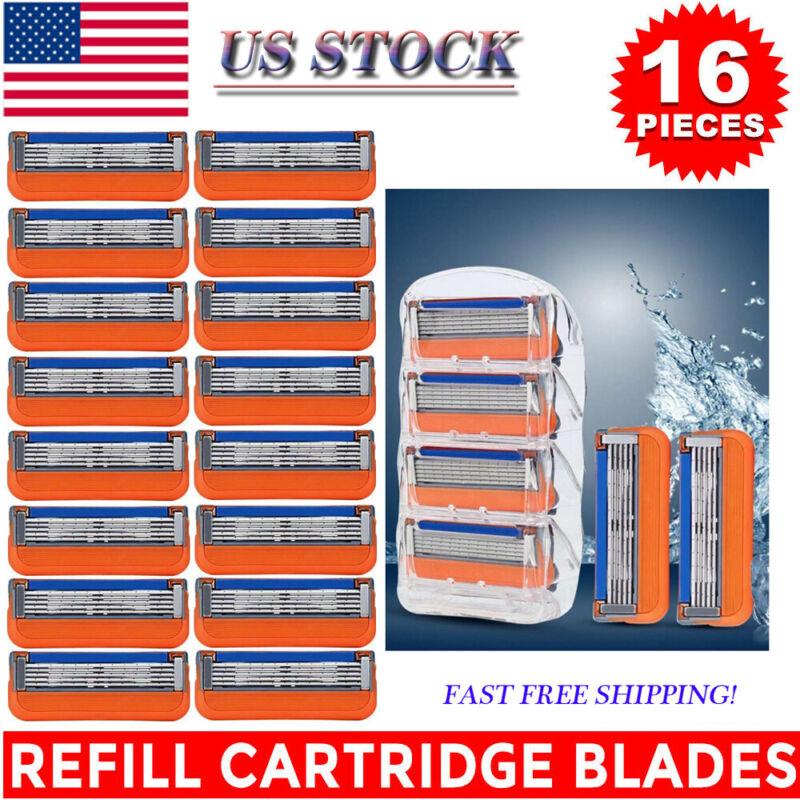 New 16PCS for Gillette Fusion 5-Layer Men