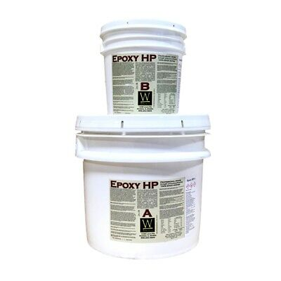 Epoxy Hp - 100 Epoxy Highly-durable Concrete Coating 3 Gal Kit