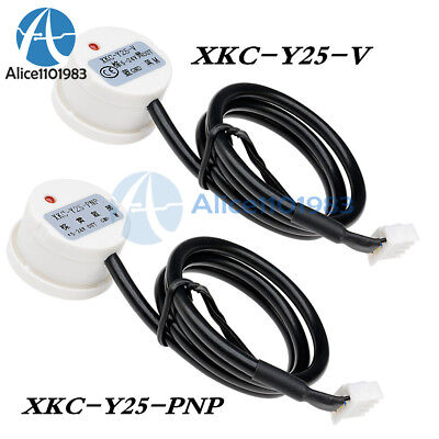Non-contact Liquid Water Level Sensor Induction Switch Detector Xkc-y25-vy25pnp