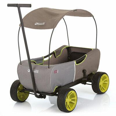 Hauck Eco Mobil Kinder Bollerwagen Handwagen Transportwagen - für 2 Kinder